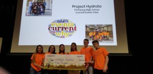 Project Hydrate with check