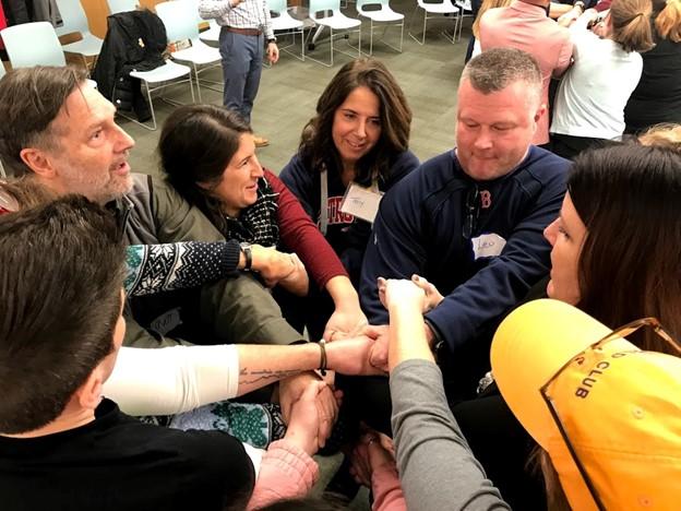 Change Making Team work