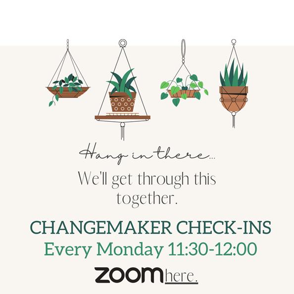 Changemaker Check Ins