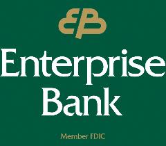 enterprise bank sponsor logo